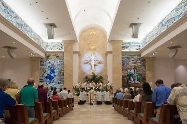 Father Christopher Gossen - First Mass