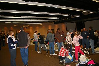 Homeless Outreach - December 2009