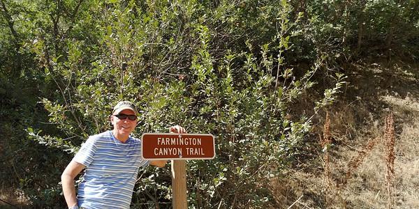 Farmington Canyon Trail