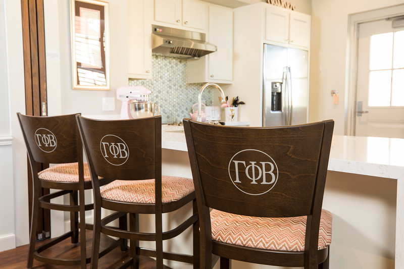 Gamma Phi Beta House at TCU in Fort Worth, Texas on January 28, 2018. (Photo/Sharon Ellman)