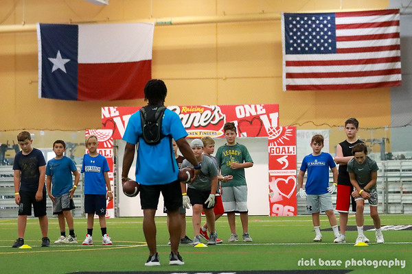 Fieldhouse Football Skills Camp