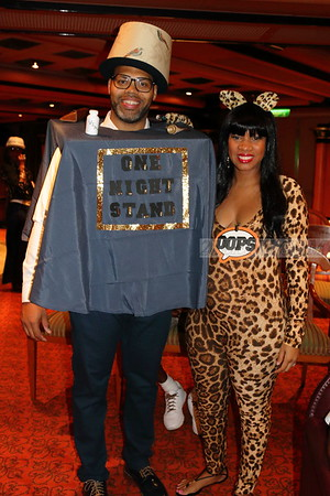 Capital Jazz SuperCruise IX Costume Night