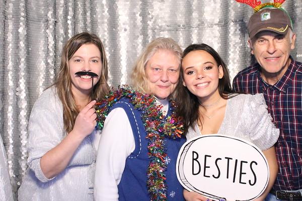 12/14/19 Wyntre's Sweet 16 Party