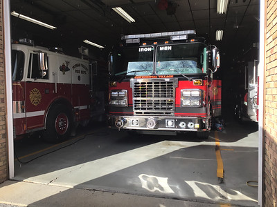 1-6-19 Mutual Aid Standby and MVA, Putnam Valley FD