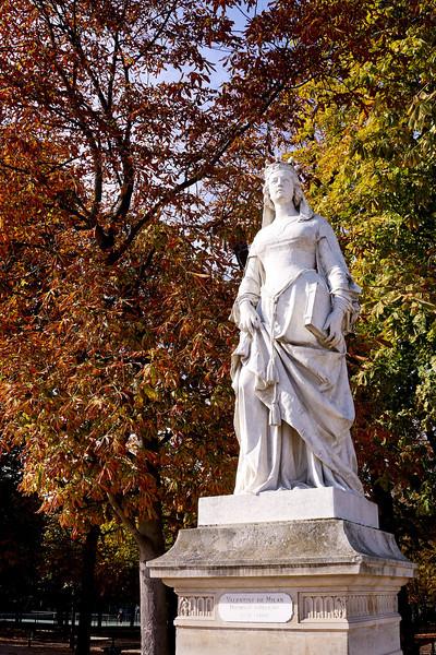 Statue Valentine de Milan  Lux Gardens 0153.jpg