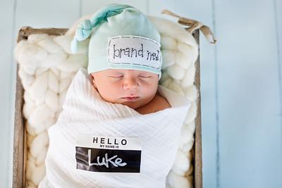 Luke {newborn session}