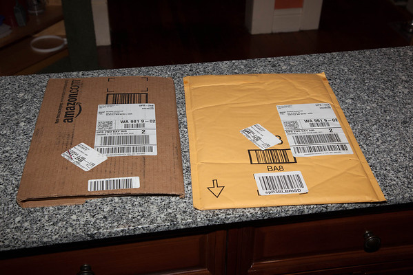 Amazon Fuse Packaging