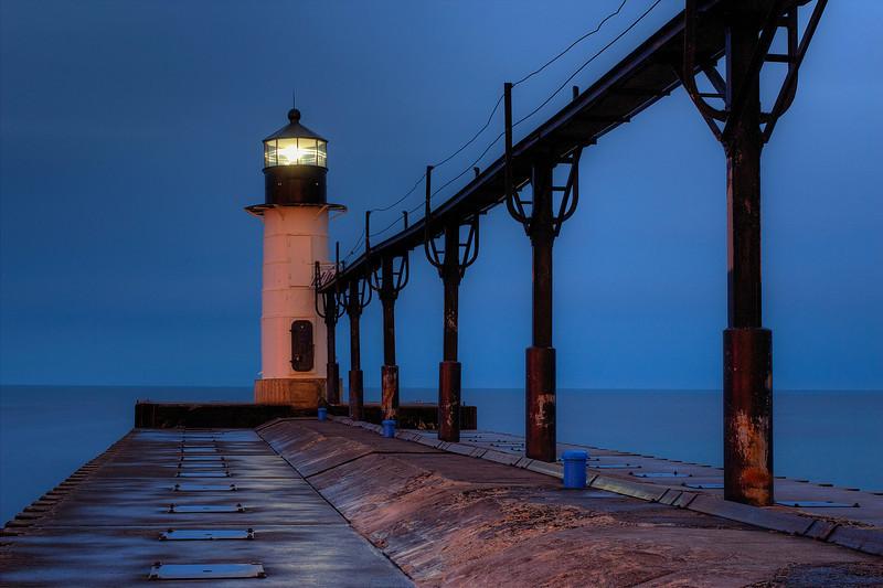 Saint Joseph, Michigan Outer Range Lighthouse