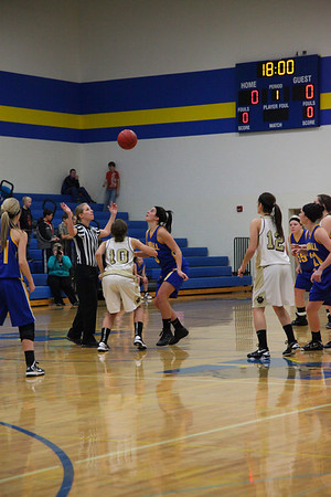 Lady Cubs Basketball 2012-2013 Season