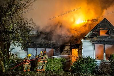 2 Alarm Dwelling Fire - 612 Chestnut Ridge Rd, Orange, CT - 12/18/19