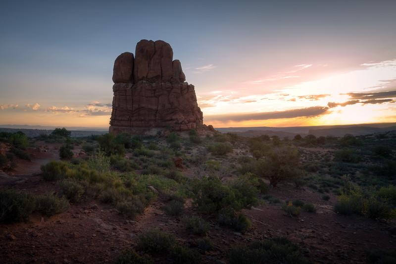 A Desert Hello || Arches National Park