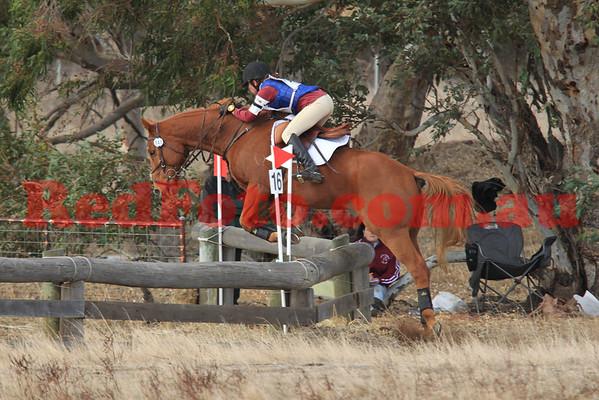 2012 05 06 Moora Horse Trials XC  EvA95 Prelim