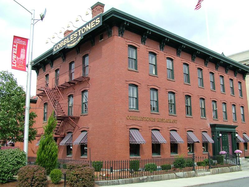 Cobblestones Restaurant - Lowell, MA