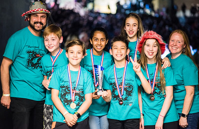 Destination Imagination 2017-18 - Global Qualifiers