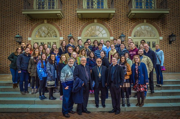 Virginia District OCF Retreat with Bishop Thomas