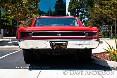 Greg Leonard's 1966 Chevelle SS