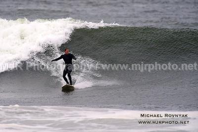 Surfing, L.B. West, NY, 10.28.12 John M