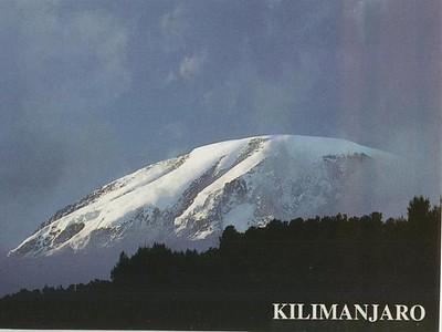 2001_04 Tanzania Kilimanjaro