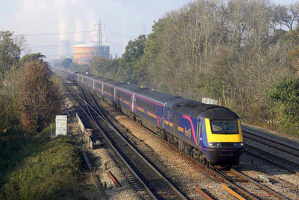 Class 43: First Great Western