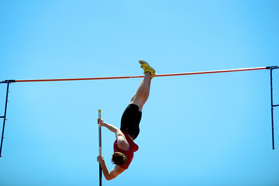 Chris Nilsen Pole Vault Record Jump