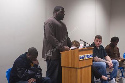 27540 WVU Student Athletes Speak Out April 2011