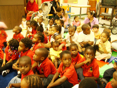 Story Hour at the Library