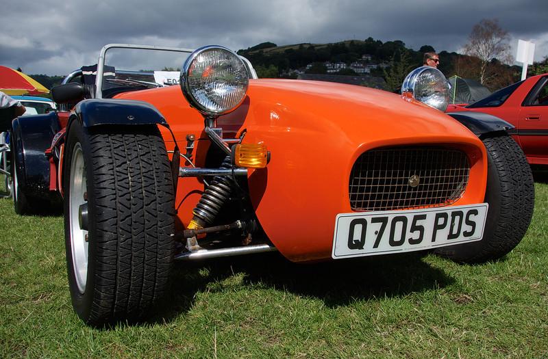 1986 Dutton 'Lotus 7' replica