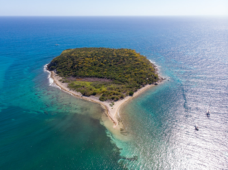 Cayo Real on Vieques