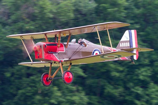 F-AZCY - RAF SE-5A replica