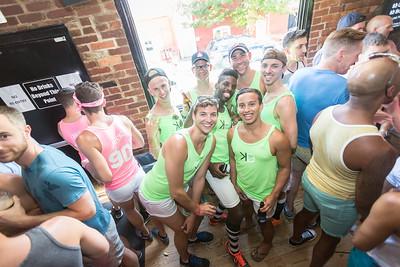 2016-07-17 DC - EVE Stonewall Happy Hour @ JRs