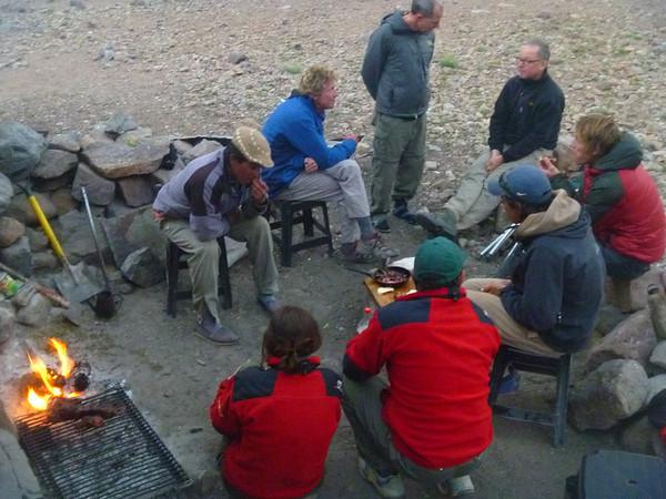 Aconcagua #1 December 2012