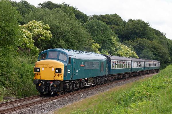 2nd July 2010: East Lancashire Railway Diesel Gala