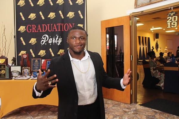 Andrew Motley's Graduation