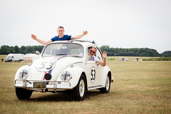 Adrian's Herbie Day