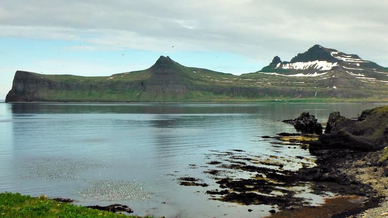 Horn, Ystidalur, MIðfell, Miðdalur, Jörundur og Kálfatindur