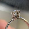 .61ct Old European Cut Diamond Vintage Solitaire, by Tiffany & Co  GIA F VS2 1