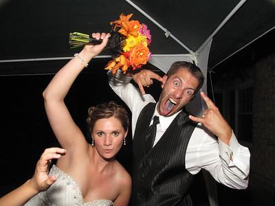 Annie Marie & Levi Wedding Photo Booth HD Video