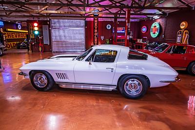 1967 White Coupe L71