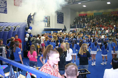 Pep Rally - 10 Oct 2008