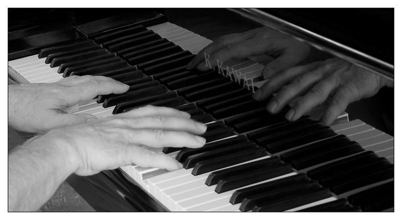 Lars playing Beethoven