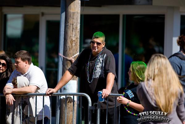 2010 Baton Rouge St Patrick's Day Parade