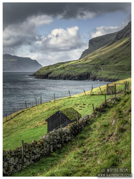 Seaside Pasture     Photography by Wayne Heim