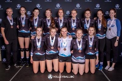 2018 17U/18U Provincial Championship Awards