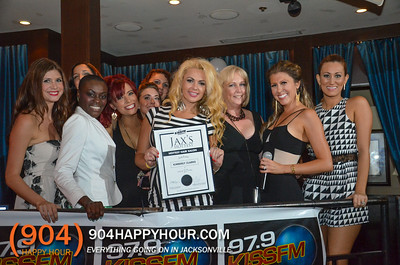 979 Kiss FM's Jax Hottest @ Suite - 6.27.14