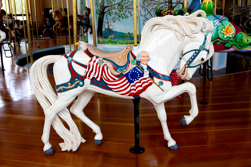 George Washington horse