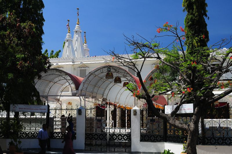 Shri Swaminarayan Mandir (Hindu Temple), Dar es Salaam