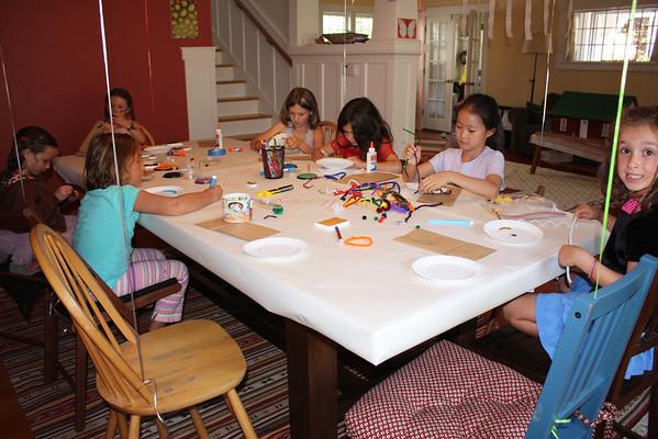 Amelia's Seventh Birthday Party