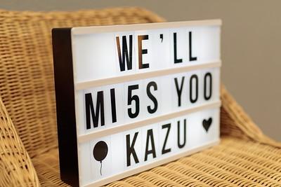 2018-11-18 Kazu Farewell Dinner