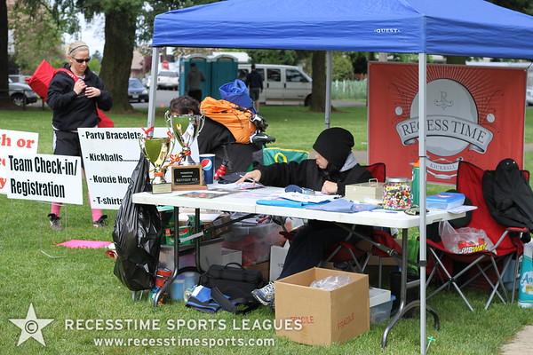 Spring Kickball Tournament Party 2011