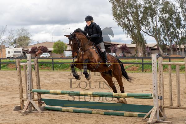 Unknown rider B